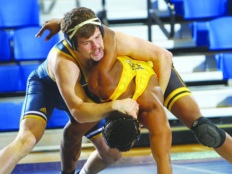 UTC junior Matthew Waddell finished second in the Southern Conference's 184-pound weight class for the second consecutive season to earn another trip to nationals.