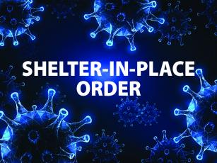Shelter-in-place order