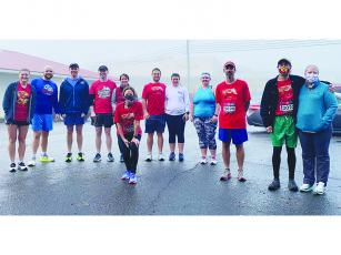 Peachtree virtual runners