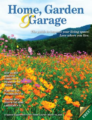 Home, Garden & Garage magazine