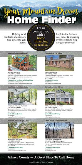 Your Mountain Dream Home Finder